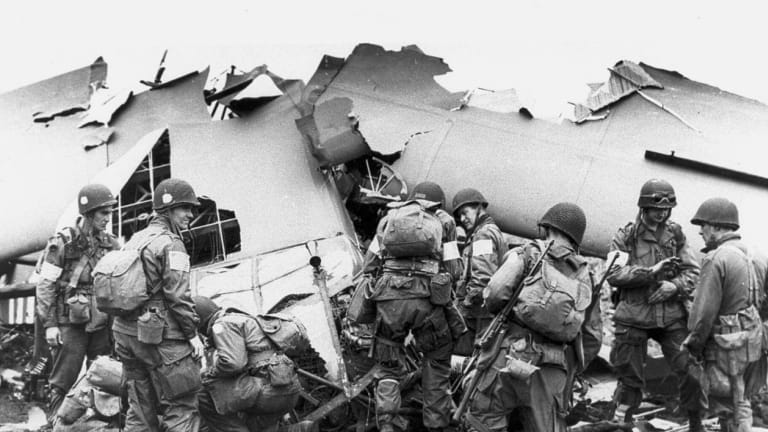 Operation Market-Garden: World War II's Death Ride of the Paratroopers