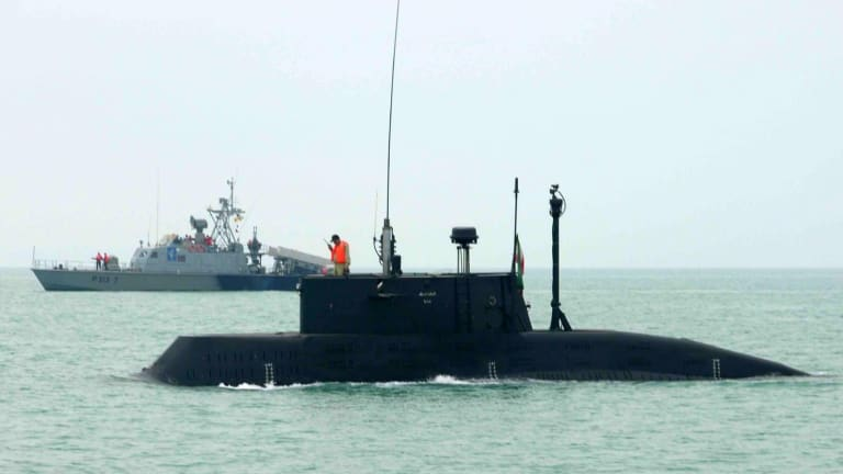 The Navy Could Secretly Be Looking for a New Way to Stalk Diesel Submarines