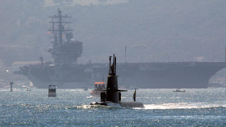 Navies Around the World Are Building (Non-Nuclear) 'Stealth' Submarines