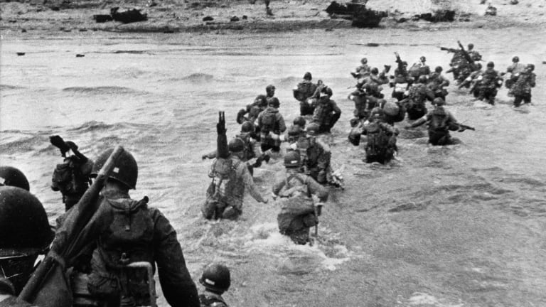How the Navy's D-Day surprise amphibious attack on Utah beach fooled Nazis