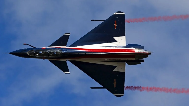 Pentagon: Chinese Air Force Fast-Becoming Massive Threat