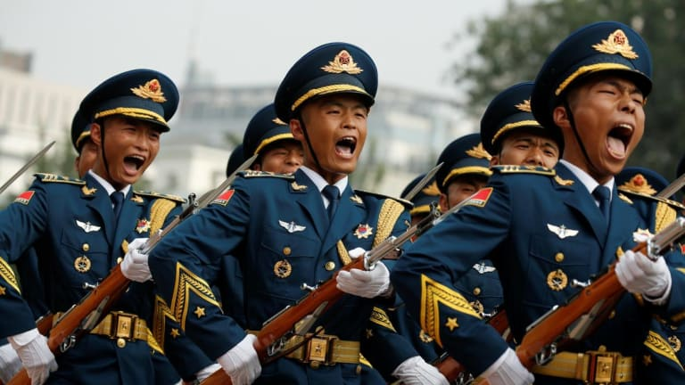 Is China Poised to Become the Next 'Gun' Superpower?