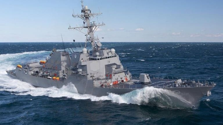 U.S. Navy Keeps 80 Destroyers Ready for War