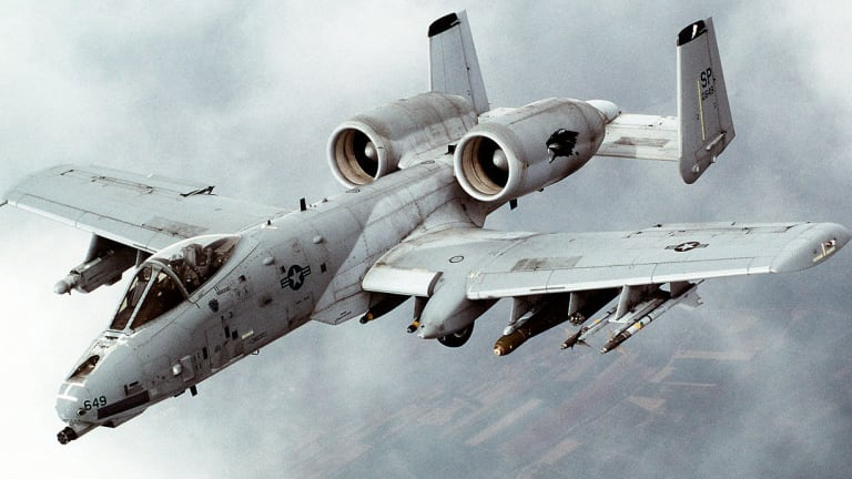 How the A-10 has Attacked for Over Four Decades