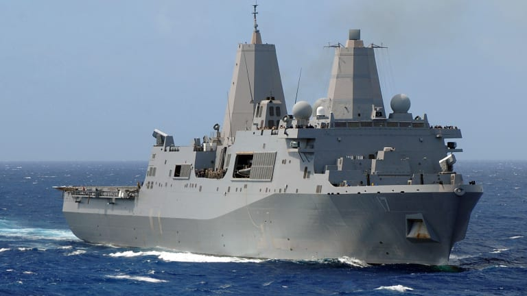 Navy Pursues New Amphibious War Strategy With LX(R)
