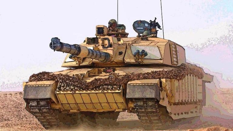 Army Makes Massive $4 Billion Tank Buy