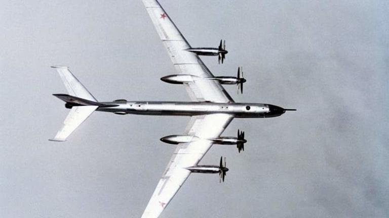 Tu-95 Bear: Russia Has Its Very Own B-52 Bomber