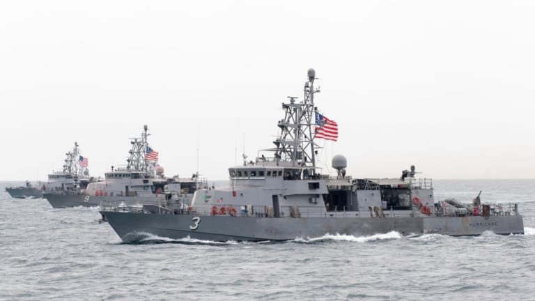 These U.S. Navy Patrol Boats Would Be the First to Fight Iran in a War