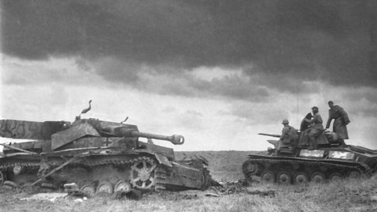 The Battle of Kursk Did Not End Nazi Germany