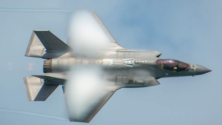 Why the F-35 Can't Fire Its Cannon Without Committing Suicide