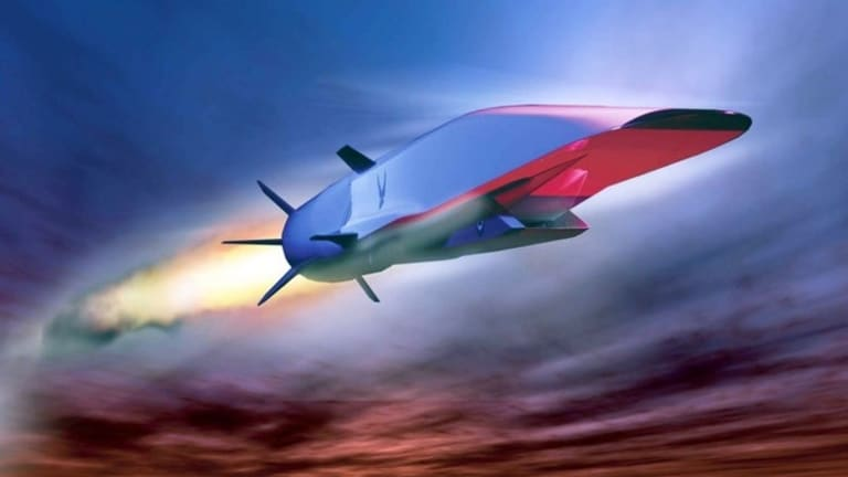 By 2020, China Could Have Hypersonic Missiles to Sink U.S. Carriers?