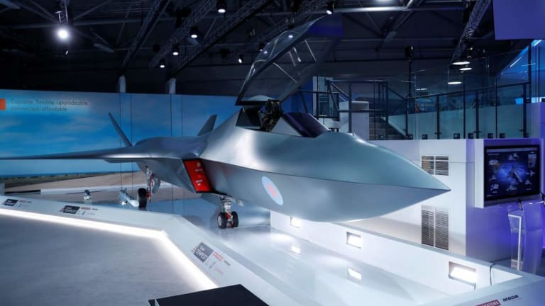 Is This New British Fighter Better Than the F-35?