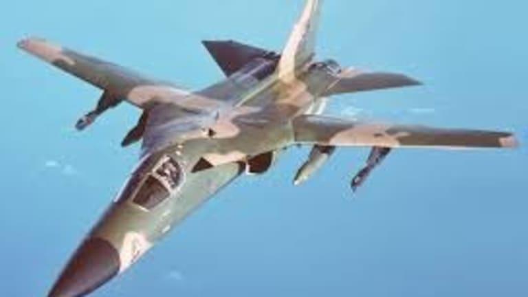 F-111 Aardvark: The Fighter Jet That Was Sent as an Assassin