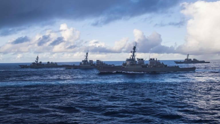 From the Navy: New Strategies and Tactics for War on the Open Sea