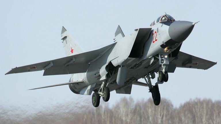 Don't Sleep on Russia's MiG-31 (One of the Fastest Planes on the Planet)