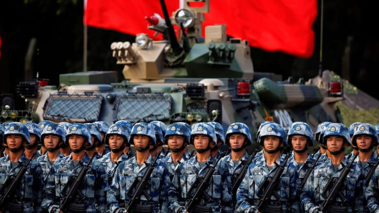 How China's Army Plans to Win Asia's Next Great War
