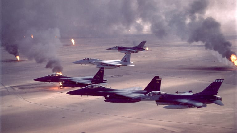 Critical Tactical Strategies Enacted During The Gulf War