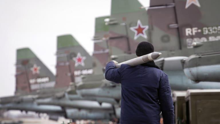 A New Cold War: America vs Russia & China
