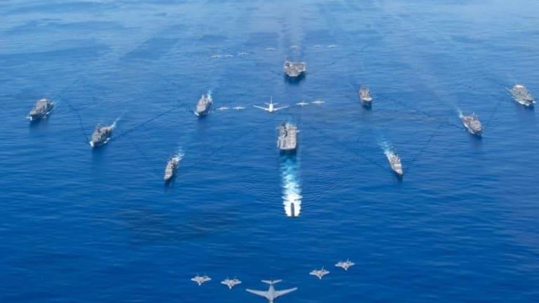 "Pentagon Joint Chiefs Cites 500-Ship Navy Fleet as ""Aim Point"""