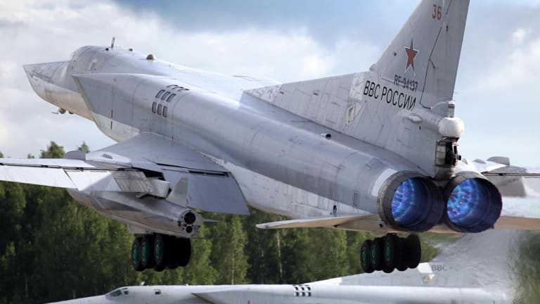 Russia: New Ballistic Missile Has 3,000 km Range if Fired from Supersonic Bomber