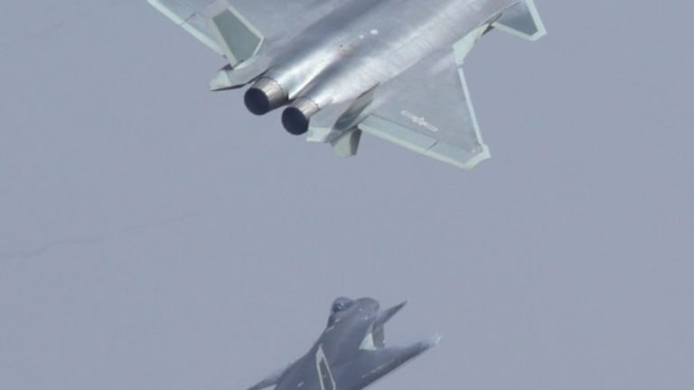 Analysis: New Chinese J-20 Is Not Even Stealthy