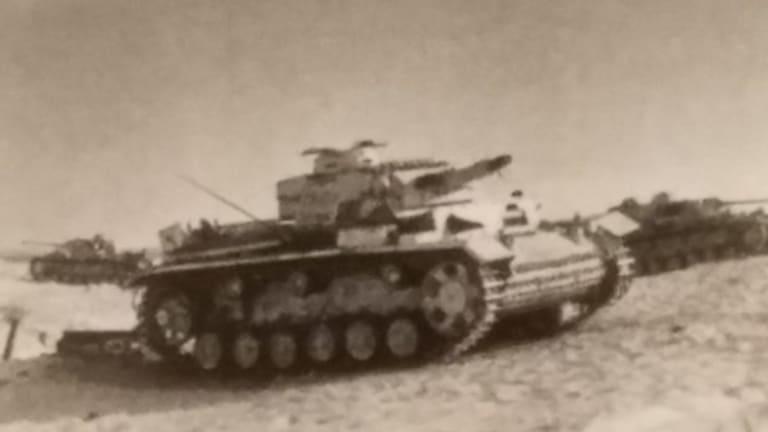 German General Describes Final Soviet Attacks - 1942