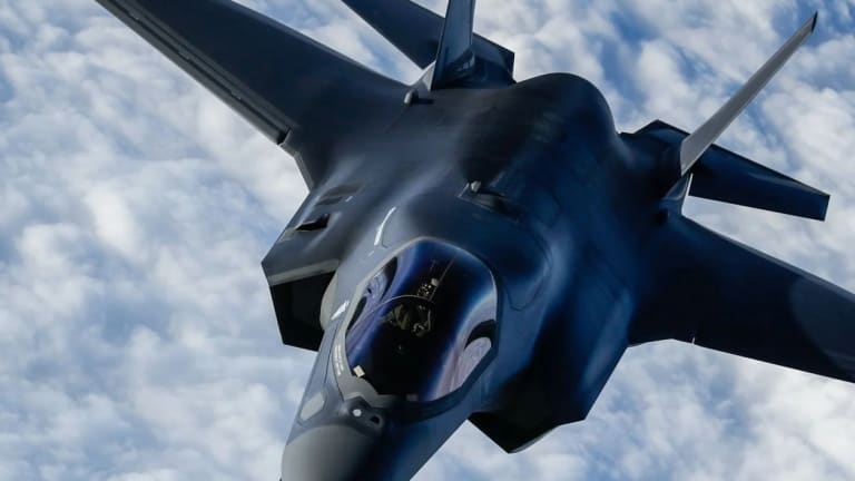 What If AI Pilots Became Good Enough to Fight Other Warplanes?