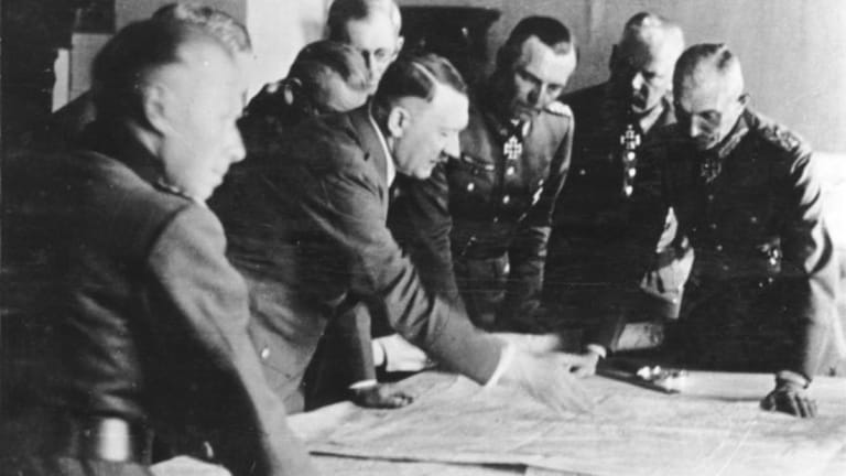 Why Hitler Committed Military Suicide By Invading Russia