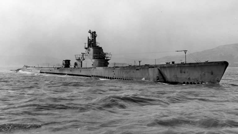 How a Very Deadly Submarine Did the Unthinkable to Japan During World War II