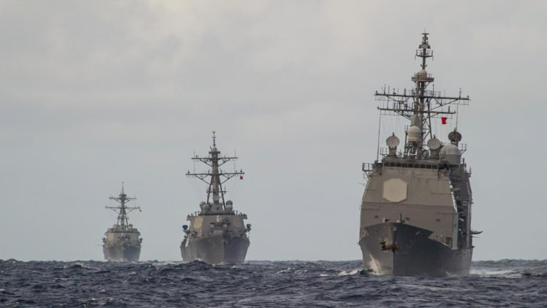 5 Times the U.S. Navy Was 'Sunk' in Battle