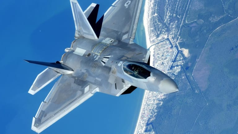 Russian & Chinese Counter Stealth Plan to Shoot Down F-22s & F-35s