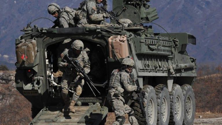 Army: Counter-Terrorism, COIN - Not Forgotten Amid Major War Great Power Focus