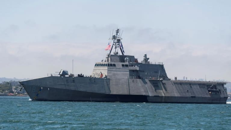 Why The Navy Keeps Revving Up & Boosting LCS Fleet With 22 Ships