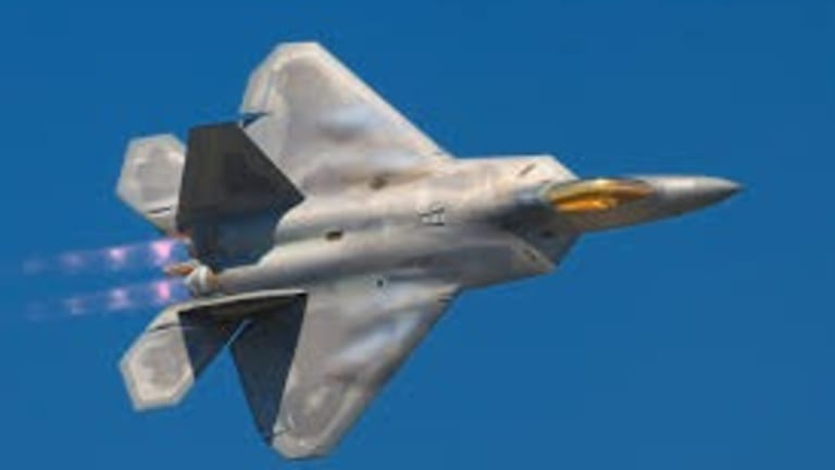 F-22 & B-2 - What Are The Top Five Attack Airplanes
