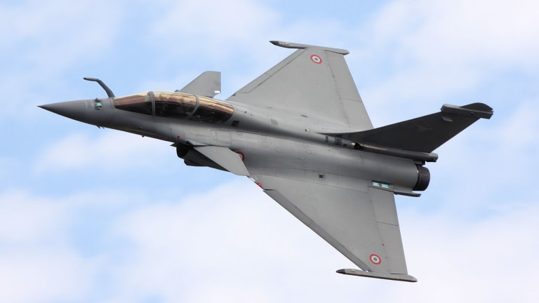 France Is Getting a New Rafale Fighter Jet