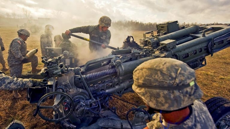 "Army Futures Command 4-Star Details Massive ""War on Coronavirus"""