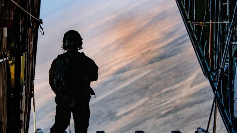C-130 Aircrew Exercises Combat Airdrop Capability