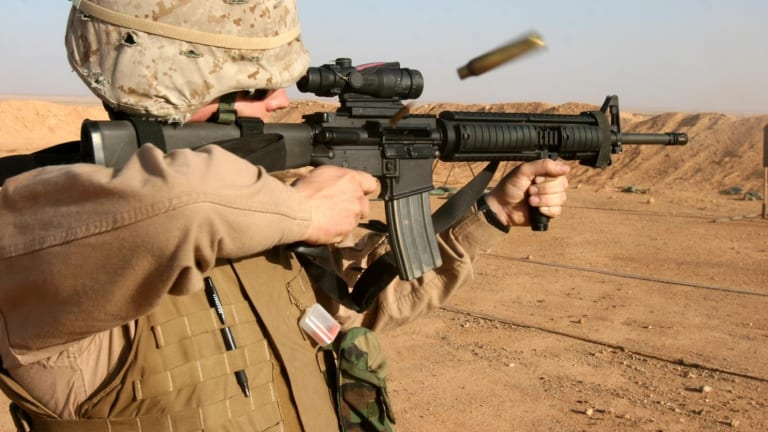 This is the One Major Difference That Separates the AK-47 and M16