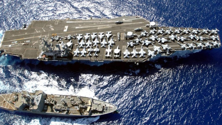 Explained: Why China is Obsessed With U.S. Navy Aircraft Carriers