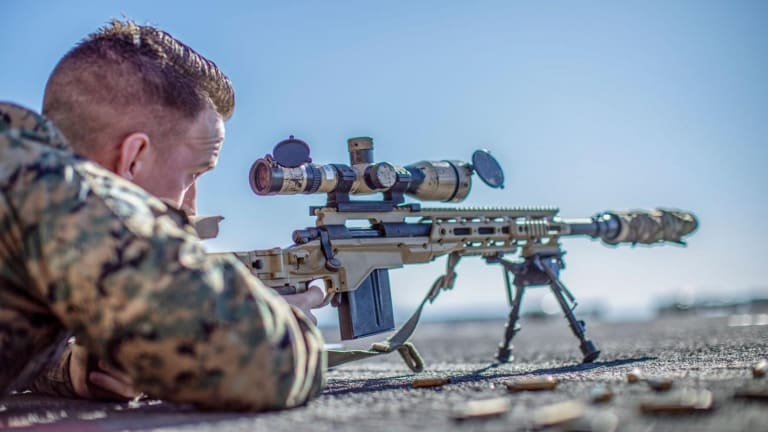 The Sniper: The Weapon of War That No One Wanted