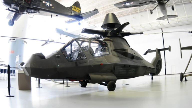 RAH-66 Comanche: Is This the F-35 of U.S. Military Helicopters?