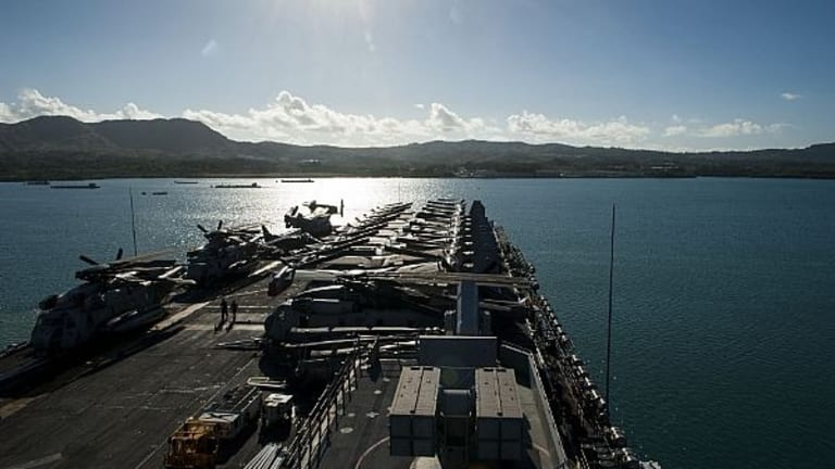Navy Sends New High-Tech Amphib to Asian Waters