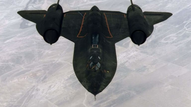 Could a Newer, Faster SR-71 Blackbird Be On the Horizon for the U.S. Air Force?