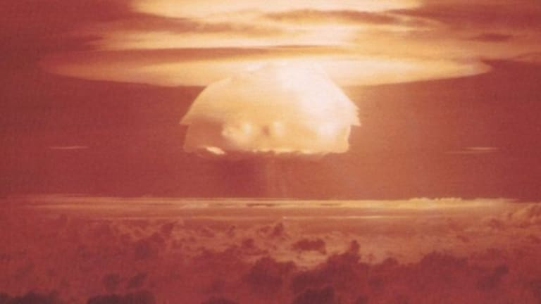 Those Who Witnessed Castle Bravo Looked Into Armageddon
