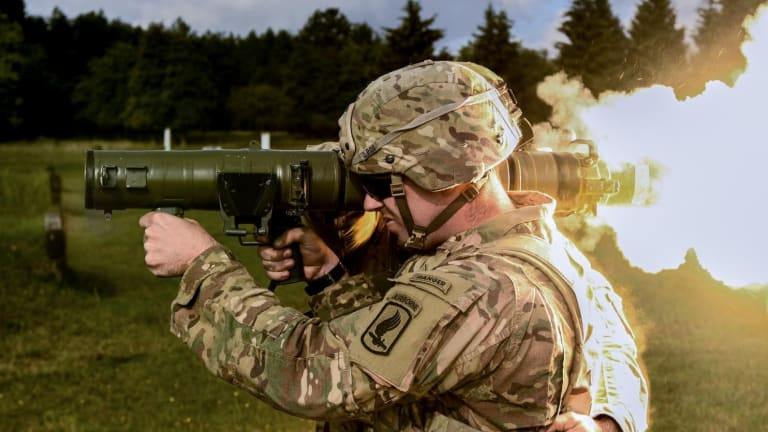 The Army Wants Bullets That Do More Than Hit a Target
