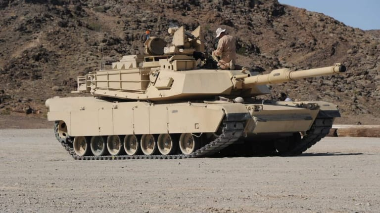Army Soldiers Will Control AI-enabled Robot Tanks