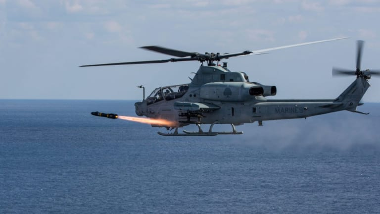 Pentagon Wants More Hellfires and Small Diameter Bomb IIs Quickly for Future War