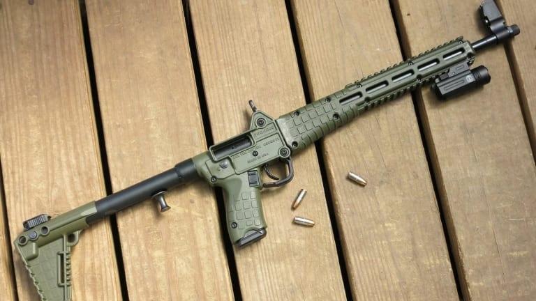 How Does The Kel-Tec Sub 2000 Carry & Shoot?
