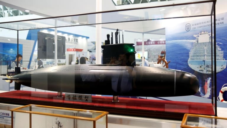 Is Taiwan on the Verge of Building Its Very Own Submarine Force?
