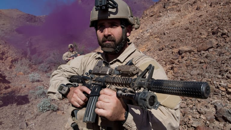 How the Navy SEALs Use Silencers on Their Weapons